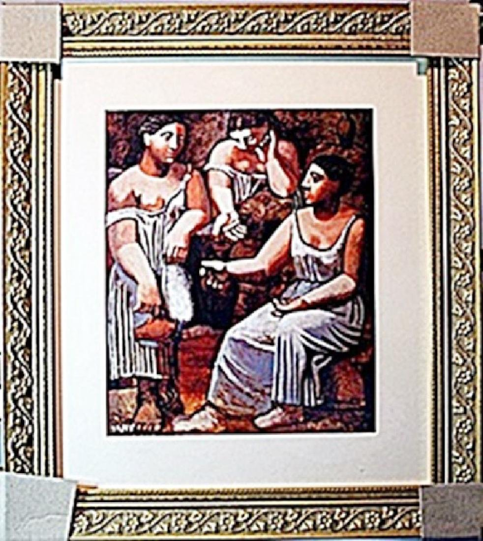 Picasso - Limited Edition - Three Women At The Spring