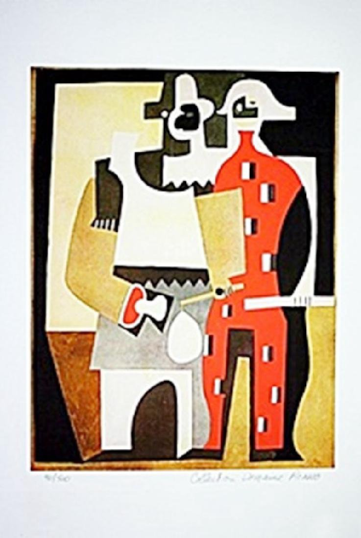 Picasso Limited Edition - Unknown - from Collection