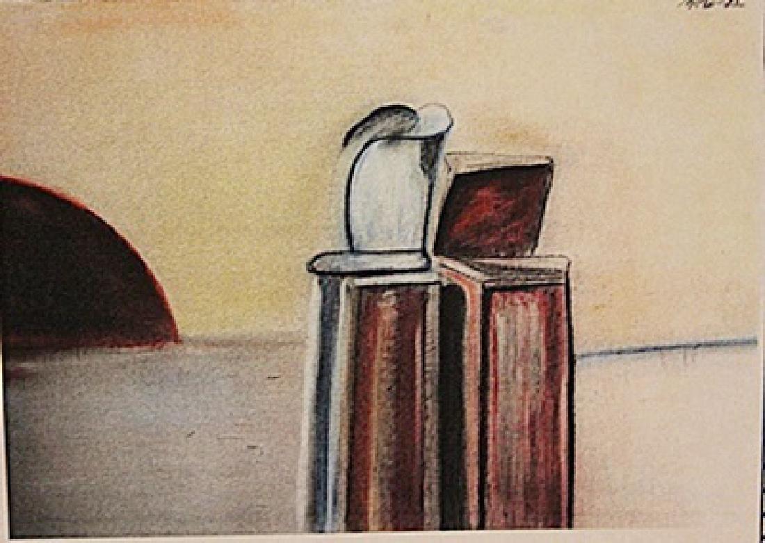 Giorgio Morandi - Untitled