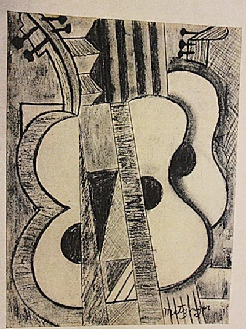 Jean Metzinger - Three Guitars
