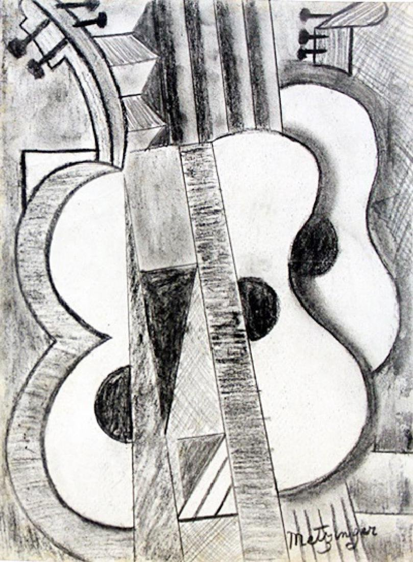 Drawing on Paper  Jean Metzinger