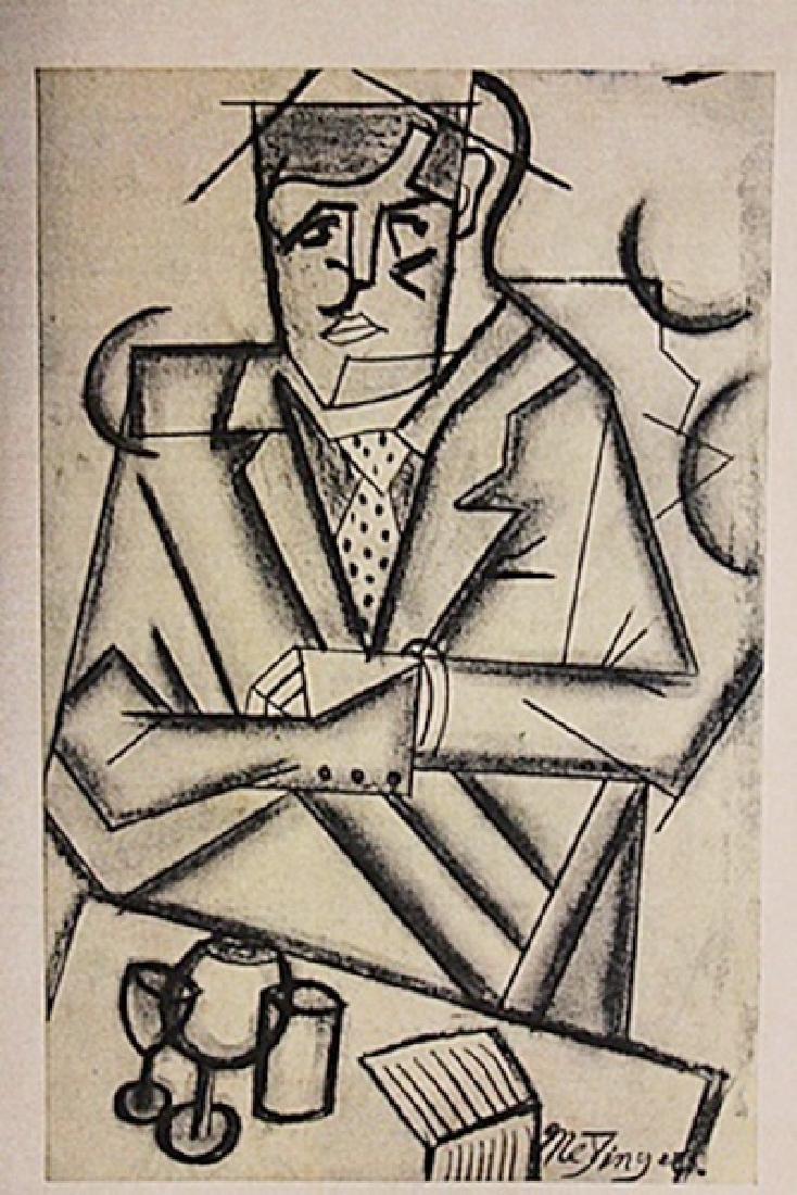 Jean Metzinger - Mr. Eugene