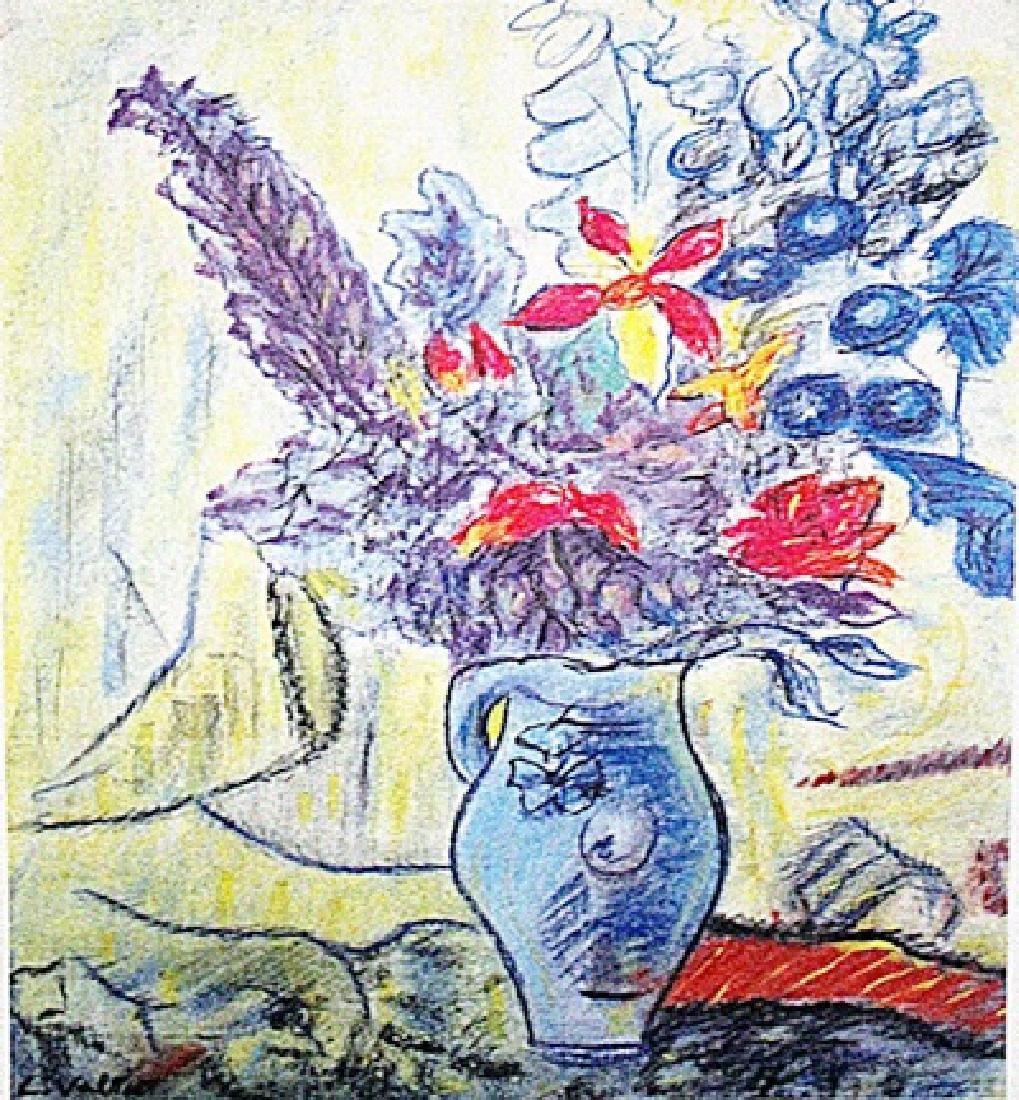 Louis Valtat - Flowers