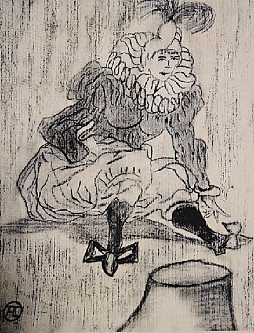 Henri de Toulouse-Lautrec - Woman in the Circus