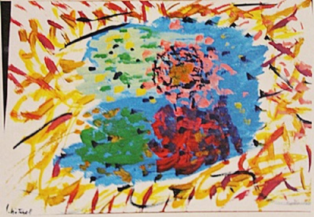 Joan Mitchell - The Sun