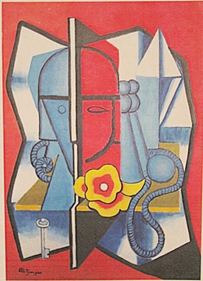 Jean Metzinger - Woman Portrait
