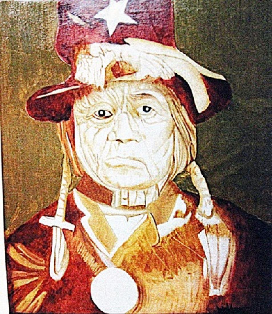 William Verdult - The Apache