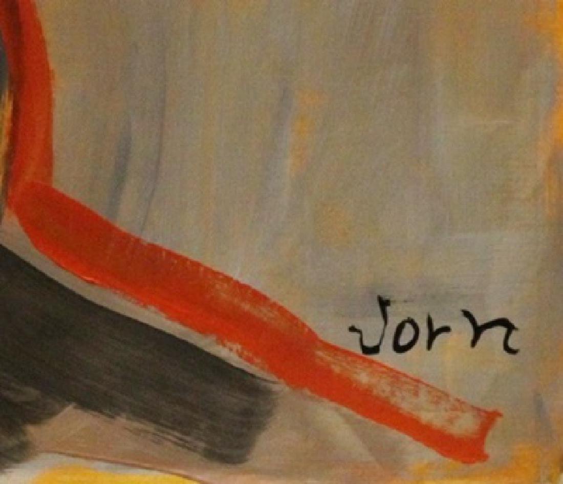 The Bird - Asger Jorn - Oil On Paper - 2