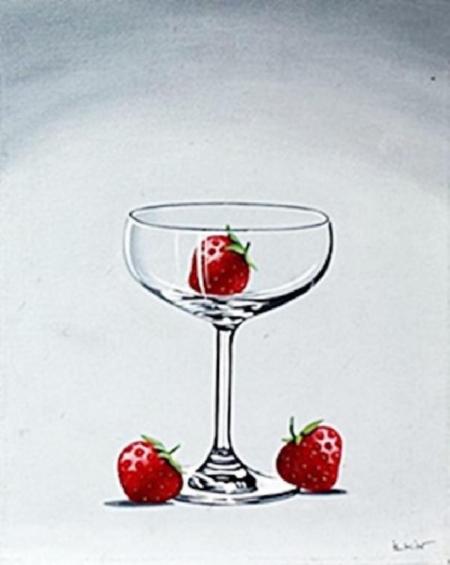 Oil on Canvas   Ilkin