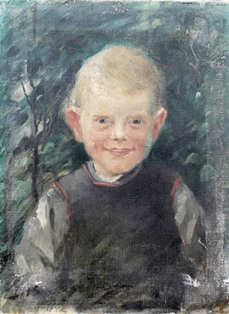 Portrait - Canvas