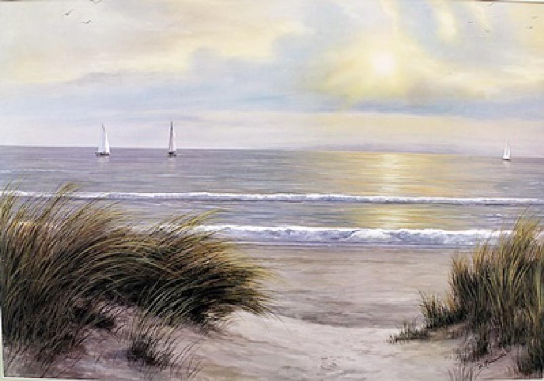 Gentle Breeze - Diane Romanello - Lithograph