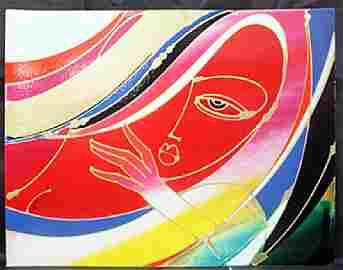 """Beautiful Prints """"Poetry Of Elegance"""", By Martiros"""