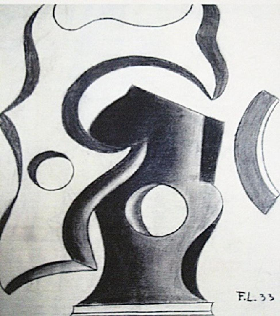 Fernand Leger - Untitled