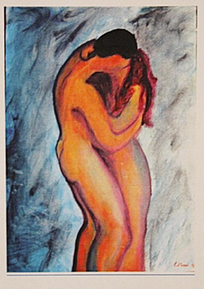 Edvard Munch - Lovers