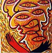 William Verdult - The Eyes