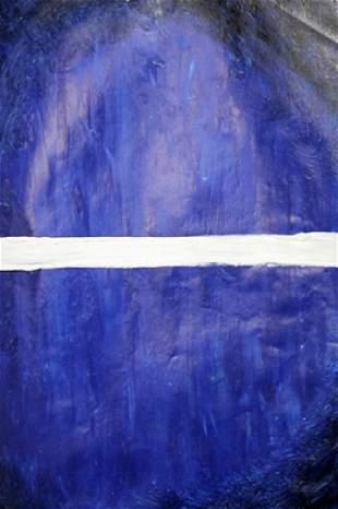 The Liver Barnett Newman Oil On Paper