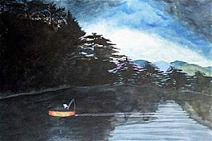 Fisherman 1889 Winslow Homer