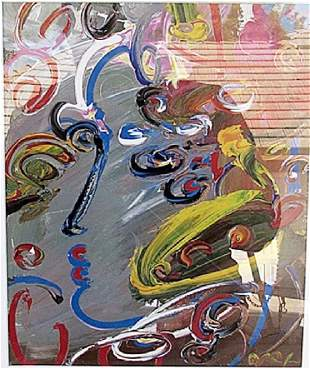 Peter Max Lithograph