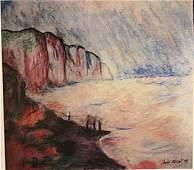 Claude Monet Untitled