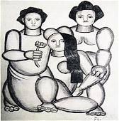 Fernand Leger The Family