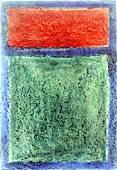 Pastel Drawing Mark Rothko