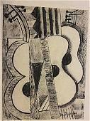 Jean Metzinger Three Guitars