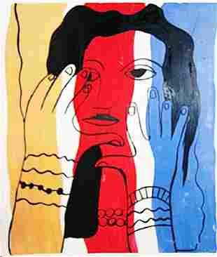 Fernand Leger Woman II
