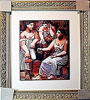 Picasso Limited Edition Three Women At The Spring