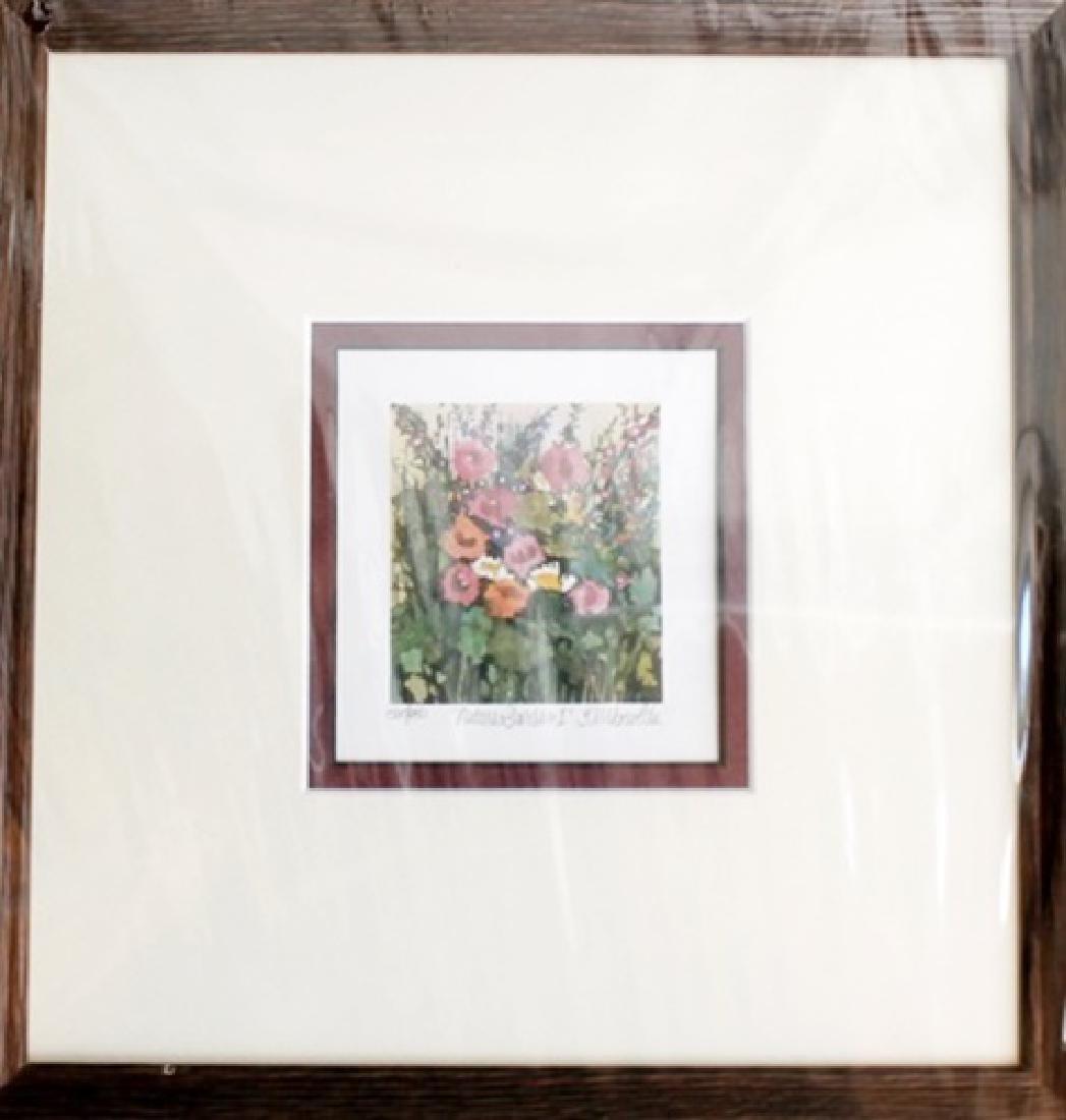 Nature's Garden I - Kathleen Maguire Morolda -