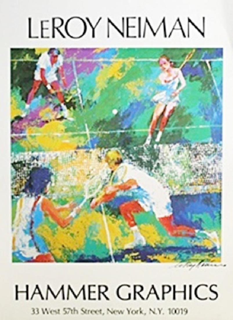 Hammer Graphics - LeRoy Neiman
