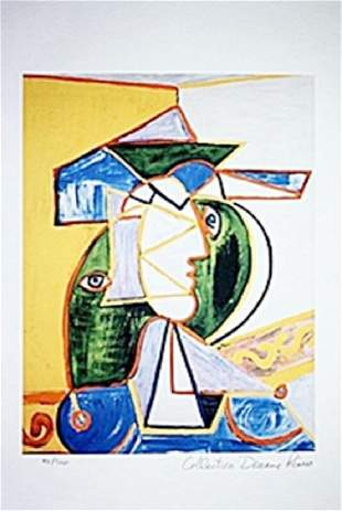 Picasso Limited Edition Cavalier from Collection