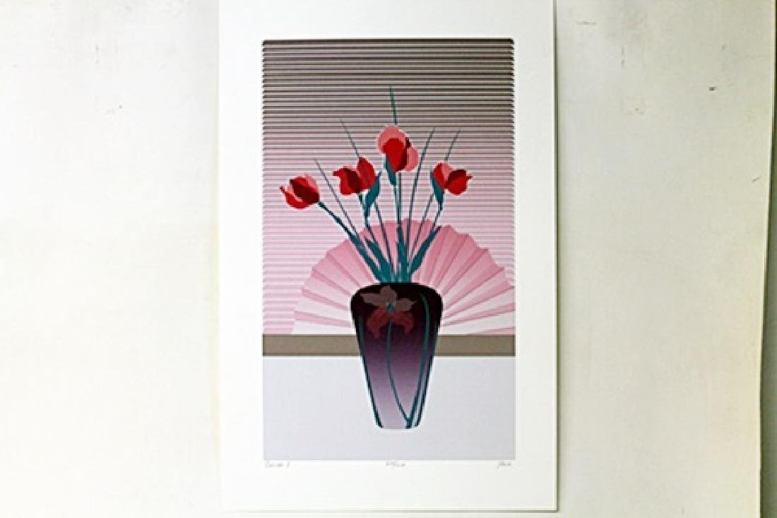 Hand Signed Silkscreen by Pace