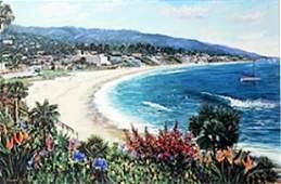 "Giclee ""Laguna Vista""  Michael J. Lavery"
