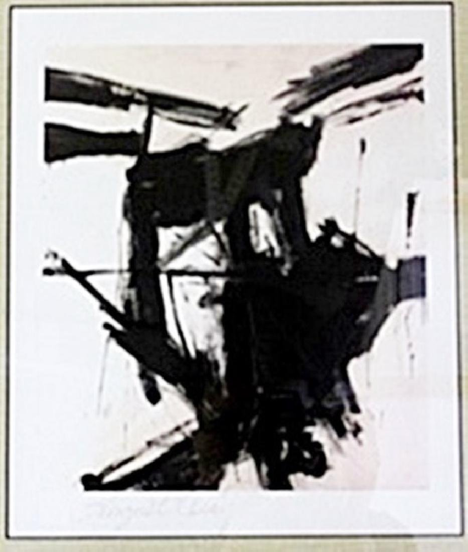 Framed 2-in-1  Lithographs (137E-EK) - 2