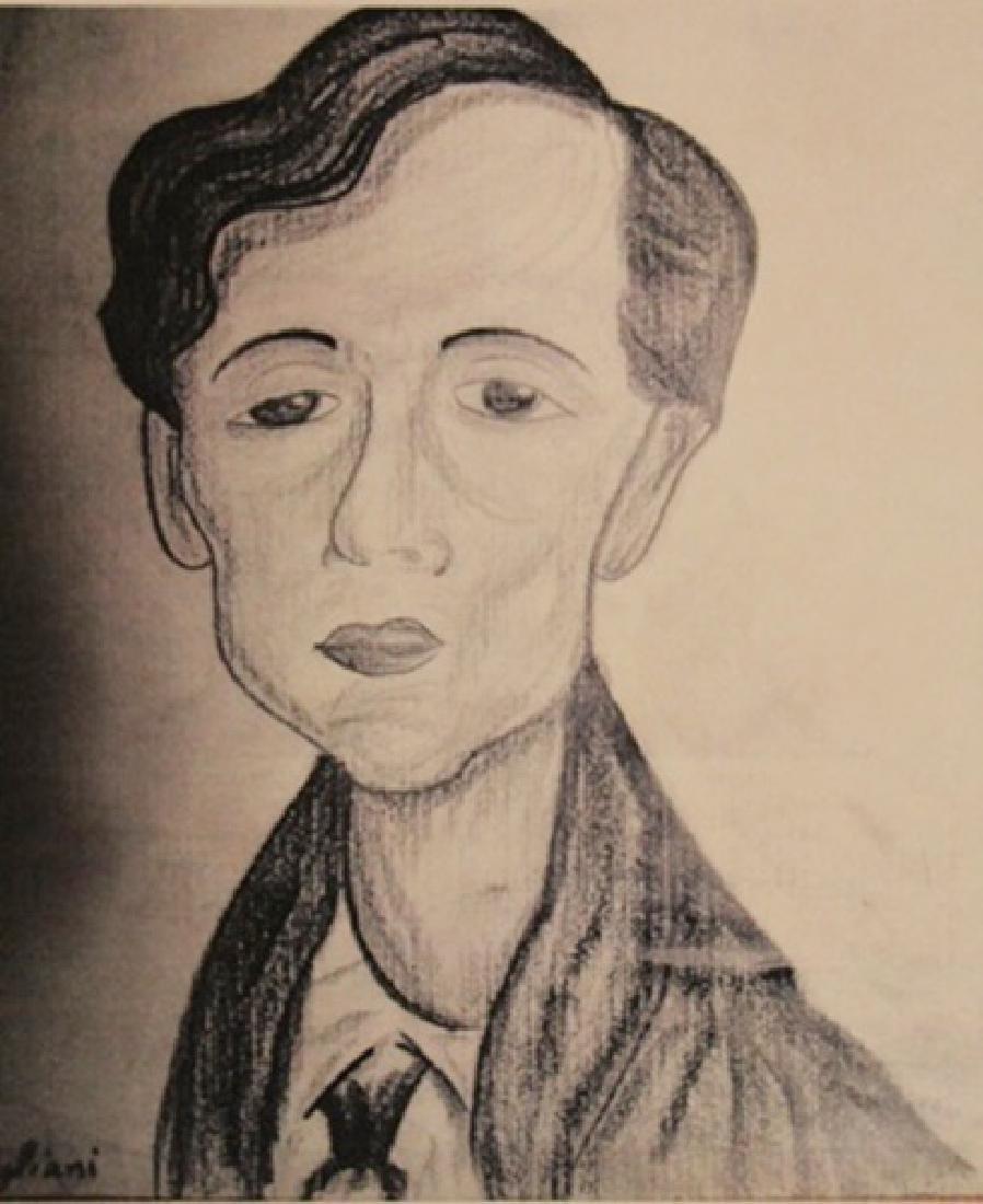 Amedeo Modigliani - Portrait Of Camille