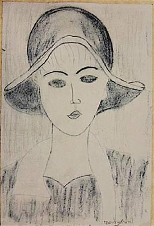 Amedeo Modigliani Ms Antonieta
