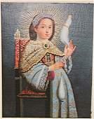 Quispe Tito Untitled