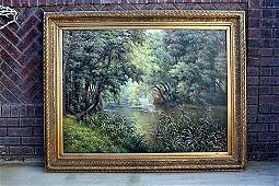 """""""Forest Swamp"""" BY Halley (8H)"""