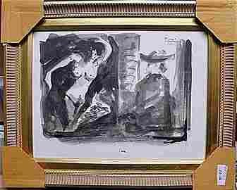 Man & Naked woman AR5311