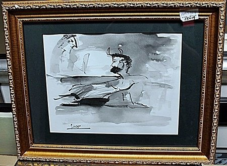 Pablo Picasso Untitled AR514