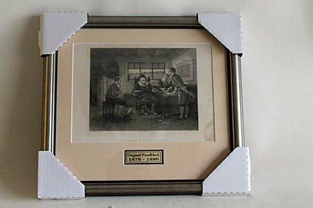 """ The Judgment of Wonter Van Twiller"" By Artist G.H."