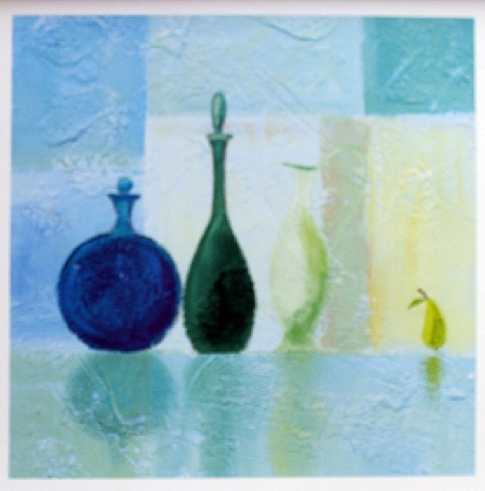 """Fine Art Print """"The Glass Collection"""" after Natalie"""
