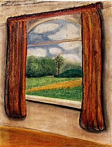 The Window 1940' - Rene Magritte
