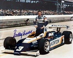 "Memorabilia ""nascar Racer Bobby Unser"""