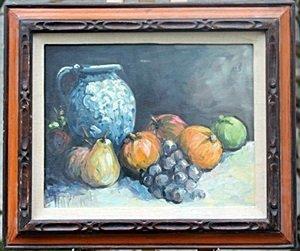 Original Acrylic Painting M. Pineda