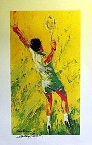 Tennis - LeRoy Neiman