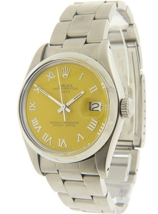 Men's Date 1500 Rolex Watch