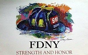 Strength and Honor - LeRoy Neiman