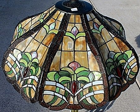 Tiffany Lamp - 2