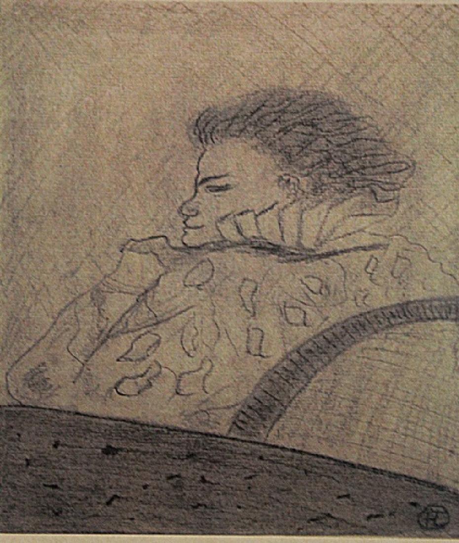Henri de Toulouse-Lautrec - Untitled